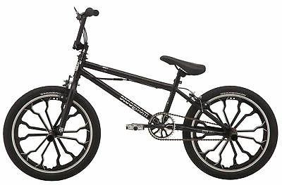 "Mongoose BMX 20"" aluminum mag wheels, 6 and"