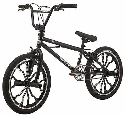 Mongoose Rebel BMX Bike, mag wheels, ages and
