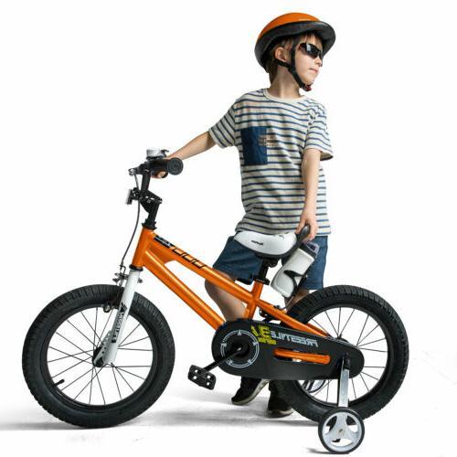 Royalbaby RB14B-6O BMX Freestyle Kids Bike, Boy's Bikes and