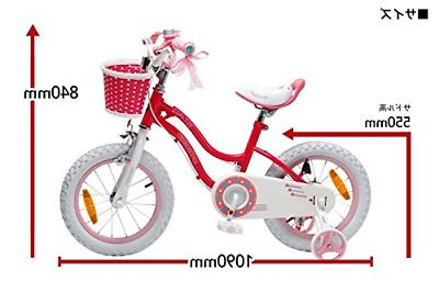 Royalbaby Stargirl Bike, 16