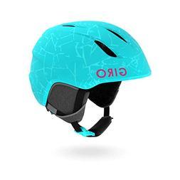 Giro Launch Kids Snow Helmet Matte Glacier Rock XS 48.5–52