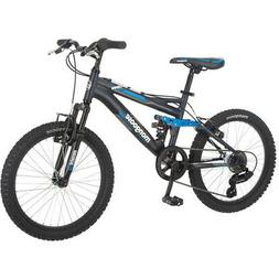 "20"" Mongoose Ledge 2.1 Boys' Mountain Bike"