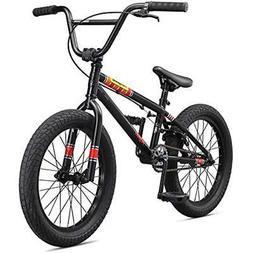 Mongoose Legion L18 Boy's Freestyle BMX Bike, 18-Inch Wheels