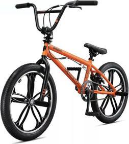 Mongoose Legion Mag - Freestyle Sidewalk BMX Bike for Kids -