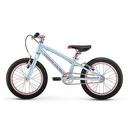 "Raleigh Bikes Lily 16 Girl's Mountain Bike, 16"" Wheels, Sky"