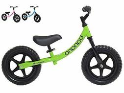Banana Bike LT Lightweight Balance Kids 2 3 4 Year Olds Gree