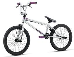 Mongoose M13SUB201 Boys Subject Bullet Freestyle Bike, Silve