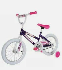"Dynacraft Magna Starburst Girls BMX Street/Dirt Bike 16"", Pu"