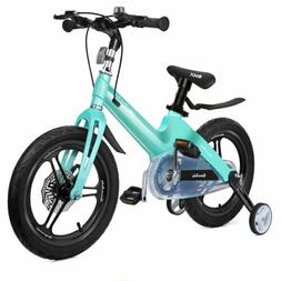 Allek Magnalium Alloy Kids Bike for Kids Training Wheels 16""