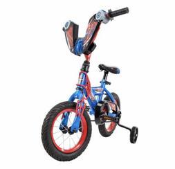 "Marvel Spider-Man 12"" EZ Build Bike for Kids by Huffy, NEW"