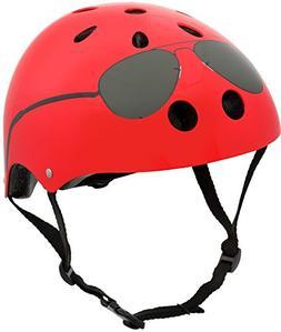 Hornit Mini Lids Multi-Sport Helmet with Rear Light   CPSC C