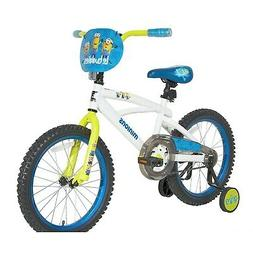 Dynacraft Minions Multicolored Steel 18-inch Bike