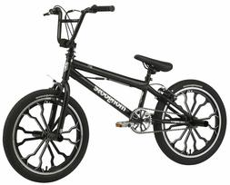 Mongoose Rebel kids BMX bike, 20-inch mag wheels, ages 7 - 1