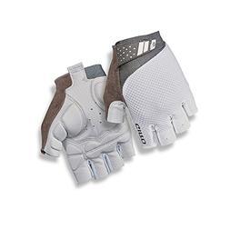 Giro Monica II Gel Womens Cycling Gloves White Medium