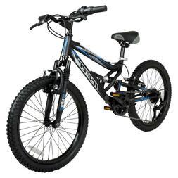 Mountain Bike Kids Boys Adults Bicycle 20Inch MTB Cycling Wh