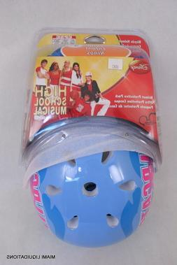 Disney Multi Sport Helmet + Knee/Elbow Pads Youth Blue 5+ Ki