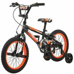 "Mongoose Mutant Kids BMX-Style 16"" Boys Front Rear Brake Sin"