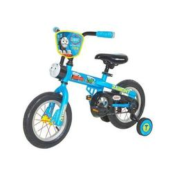 "New Dynacraft 12"" Boys Thomas Train Blue Frame Bicycle"