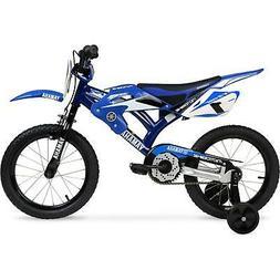 """NEW 16"""" inch Yamaha Moto Bike BMX Kids Bicycle Child Bikes B"""