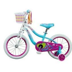 "NEW Schwinn Girl's Iris 16"" Bike - Multi-Color"