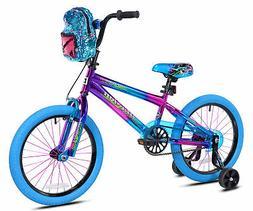 "NEW Kent 18"" Genesis Illusion Girl's Bike BMX Handlebars Tra"