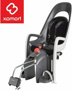 NEW Kids Hamax Caress Rear Child Bike Seat - Frame Mount, Ul