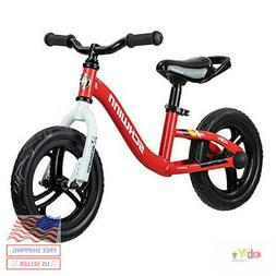 New! Schwinn Koen Boys Bike for Toddlers and Kids Red 12-inc