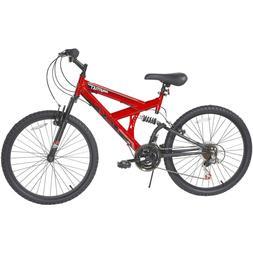 "NEXT 24"" Gauntlet Boys Bike Red New in Box Dynacraft Mountai"