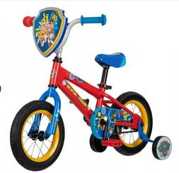 "Nickelodeon Paw Patrol 12"" Kids' Bike - Red SCHWINN brand ne"