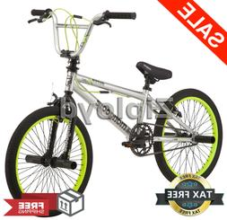 Mongoose Outer Limit BMX Kids Free style Bike Bicycle 20-inc