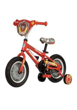 12-inch Paw Patrol Boys Bike Toddler Bicycle Training Wheels