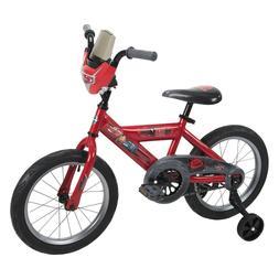 Huffy Pixar Cars Boys Bike 16 inch Red NEW