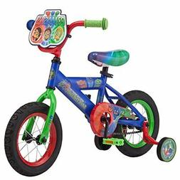 "PJ Masks Boy's 12"" Bicycle, Blue"