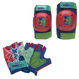 Bell Pj Masks Pad & Glove Set
