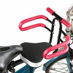 Portable Bike Bicycle Kids Seat Saddle Children Baby Safety