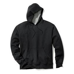 Champion Men's Powerblend Sweats Pullover Hoodie Black XXL
