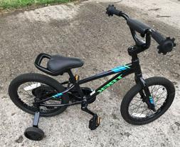 """Trek Precaliber 16"""" Wheel kids bike in very clean cond"""