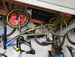 Mongoose Rad Attack Kids BMX Bike 20-inch Wheel Boys Green