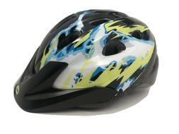 Bell 7084243 Child Rally Bike Helmet - Lightning Black & Yel