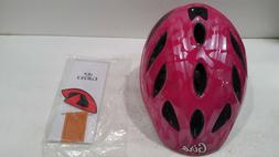 Giro Rascal Pink Leopard Bike Cycling Helmet Kids Size Small