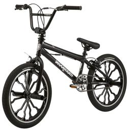Mongoose Rebel kids Bike BMX 20-inch Mag Wheels Ages 7 - 13