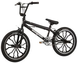 Mongoose Rebel kids Bike BMX 20-inch Mag Wheels, perfect for