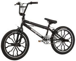 Mongoose Rebel kids Bike BMX 20-inch Mag Wheels, perfect for