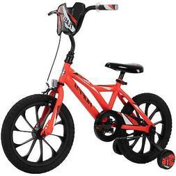 Huffy 16-inch Flashfire Boys Bike for Kids Training Wheels 4