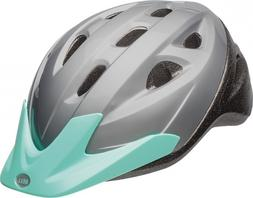 Bell Richter Youth Bike Helmet, Solid Silver