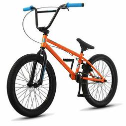 Green Redline Rival 20 Inch Childrens Kids Youth Freestyle BMX Bike Bicycle
