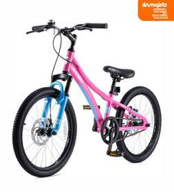 Royalbaby 20inch Boys Girls Kids Bike Front Suspension Alumi