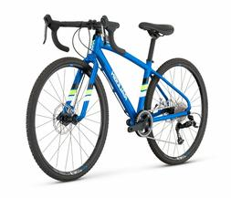 "Raleigh RX24 Blue 24"" Bike 791964529415"