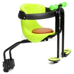 safety kids front bike seat child bicycle