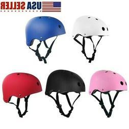 Safety Kids Helmet Bike Bicycle Skateboard Scooter Child Boy